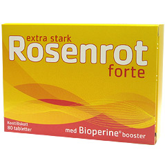 Rosenrot Forte - 80 tabletter